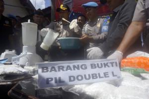 Petugas Lapas Lumajang Gagalkan Penyelundupan Pil Koplo di dalam Masakan Cumi-Cumi