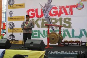 Wali Kota Dorong Pemuda Mau Belajar Sejarah Keris