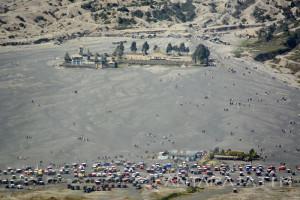 27.331 Wisatawan Kunjungi Gunung Bromo dan Semeru Selama Libur Natal dan Tahun Baru