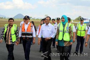 Bandara Notohadinegoro Diharapkan Dapat Menunjang Potensi Pariwisata Jember