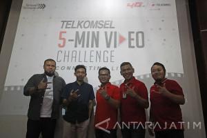 Telkomsel 5-Min Video Challenge