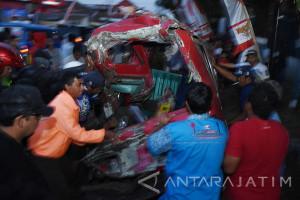 Kecelakaan Beruntun Di Malang
