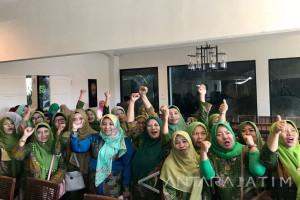 Forum Peduli Muslimat Komitmen Dukung Gus Ipul di Pilkada Jatim