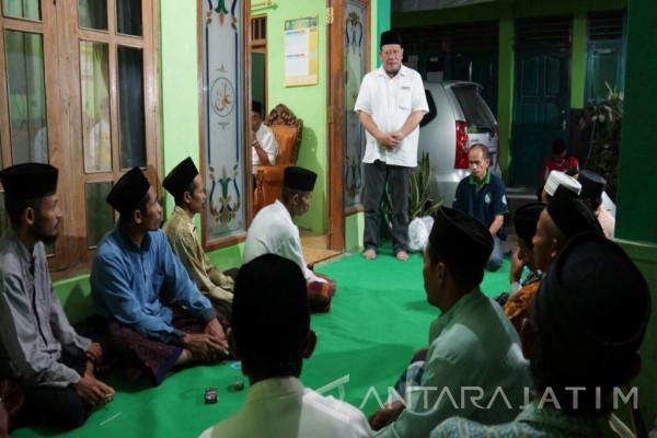 Kiai Kampung Bojonegoro Dukung La Nyalla Kembangkan Ekonomi Pesantren