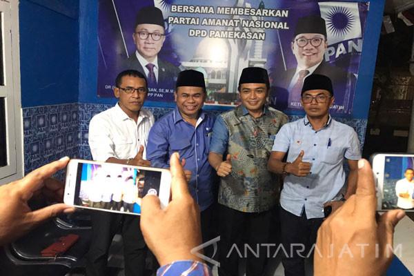 PAN Pamekasan Dukung Badrut Tamam di Pilkada 2018