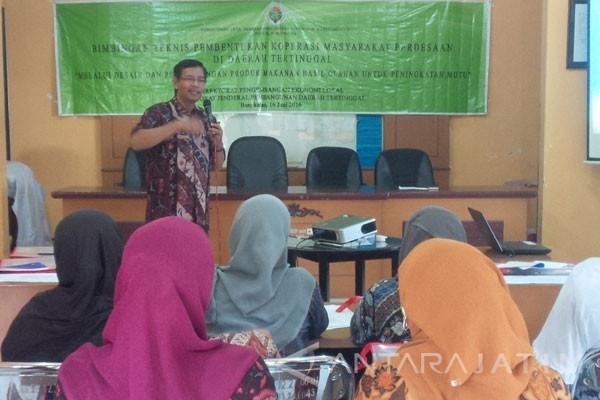 Usaha Mikro di Kabupaten Bangkalan Kesulitan Modal