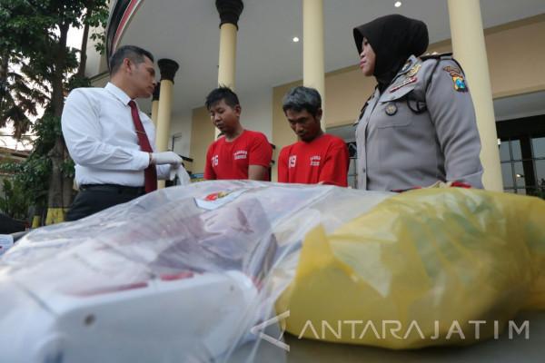 Polrestabes Surabaya Ungkap Pembunuhan di Lakarsantri