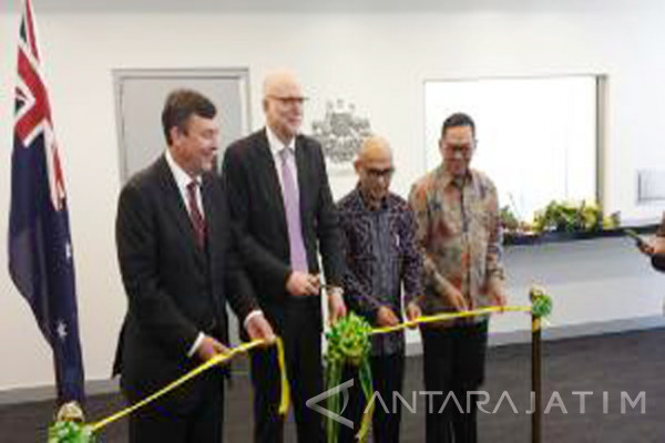 Australia Buka Konjen di Surabaya