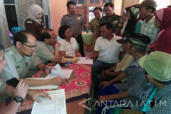 Tim Appraisal Tetapkan Harga Tanah Lokasi Waduk Gongseng