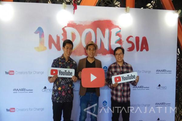 Pelajar Surabaya Diajak Sebarkan Konten Positif