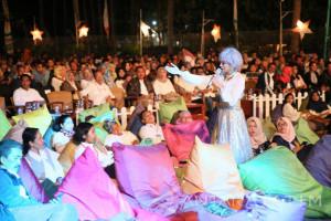 Menikmati Alunan Musik di Jazz Pantai Banyuwangi