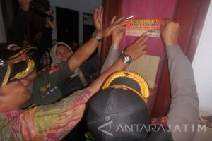 Tiga Pilar Kecamatan di Surabaya Sosialisasikan Tamu Wajib Lapor