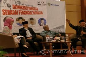 Tokoh Nasional Berkumpul  di Unnar  Bahas Implementasi Pancasila