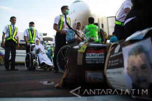 PPIH Surabaya Rampungkan Pemulangan Haji, 8 Jamaah Masih Dirawat di Saudi Arabia