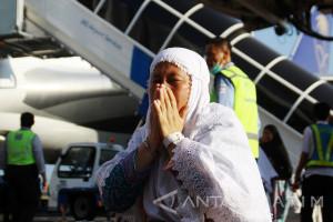 Haji Asal Gresik Meninggal saat Perjalanan Pulang
