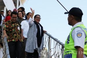 Menteri PPPA Seminar Dalam Kapal