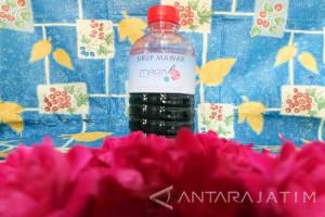 Nikmatnya Sirup dan Teh Bunga Mawar Jember (Video)