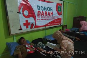 Kebutuhan Darah di Bojonegoro 1.500 Kantong/Bulan