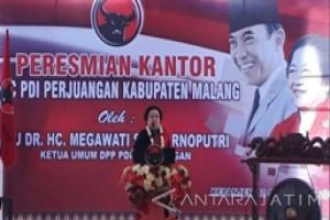 PDIP Imbau Kader Tak Terpancing atas Dilaporkannya Megawati ke Polda Jatim