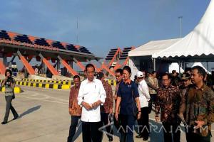 Presiden Dijawalkan Resmikan Tol Sumo 7 Desember