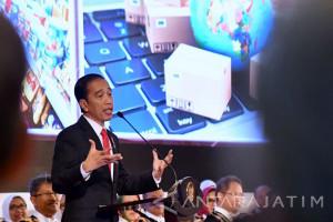 Jokowi Singgung viral Medsos Raisa