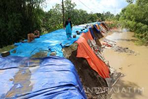 Rehabilitasi Dampak Bencana di jatim Rp99 Miliar