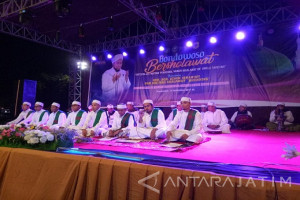 Doa untuk Rohingya dari Jemaah