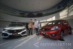 Partisipasi Honda Dalam GIIAS Surabaya