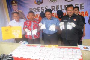 Kecanduan Sabu, Dua Pemuda Ngawi Ditangkap Polisi
