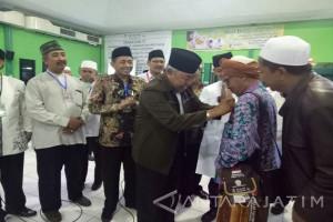550 Haji Tiba di Sampang Madura