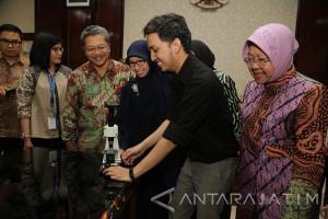 Wali Kota Surabaya Apresiasi Penemuan Dokter Garuda 45