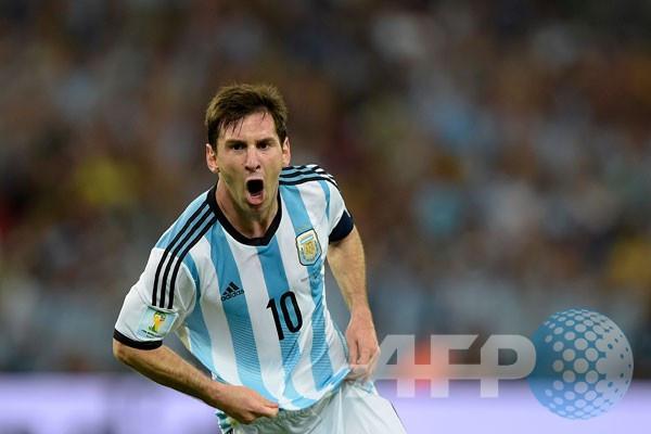Argentina Masukkan Dua Pemain Muda di Piala Dunia