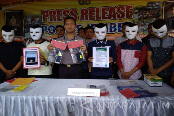 Pelaku Penyebar Ujaran Kebencian PSHT vs Bonek Ditangkap Polres Jember