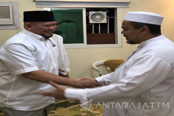 La Nyalla Dapat Dukungan Habib Rizieq Maju Pilkada Jatim