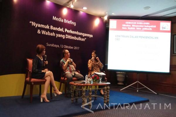 Anak Sekolah Mendominasi Penderita Penyakit DBD di Indonesia