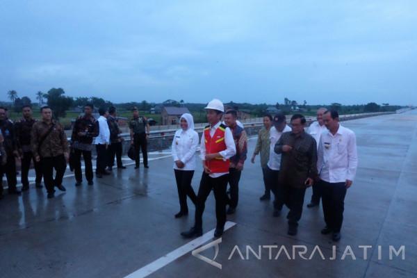Tol Pertama di Sumatera Selatan Diresmikan (Video)