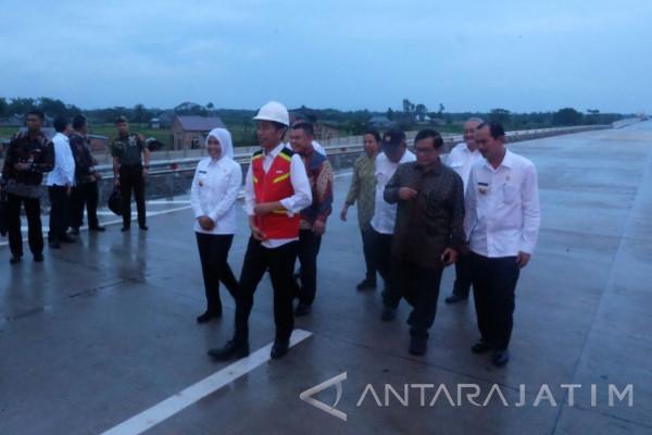 Jokowi: Gratiskan Tol Palembang-Pemulutan Selama Dua Bulan