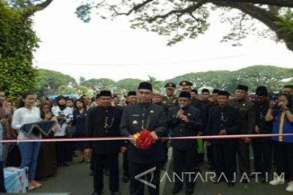 Siswa SMK Kota Malang Pamerkan Karya Kreatif