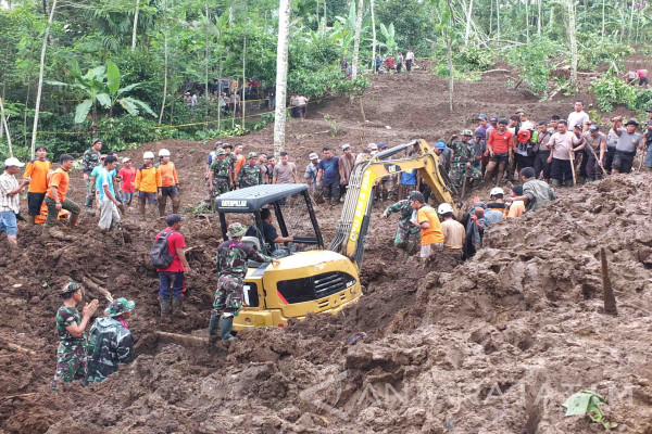 Rumah Korban Longsor di Jambesari Jember Akan Direlokasi