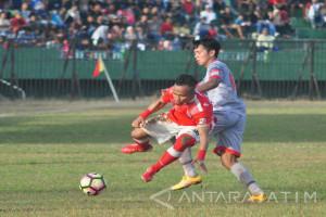 Martapura FC Tahan Imbang Madura FC 1-1