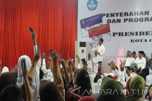 Jurus Macan Kemayoran dan Elang Pukau Presiden Jokowi (Video)