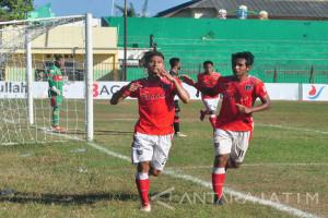 Irvan Cetak Dua Gol Kemenangan Madura FC