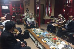 Dubes Kroasia Jajaki Kerja Sama dengan Surabaya