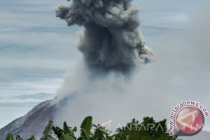 Gunung Sinabung Erupsi Besar