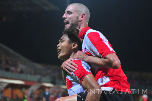 Madura United Lawan Pusamania Borneo FC