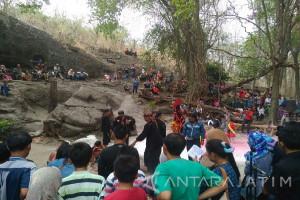 Pengunjung Wisata Goa Selomangleng Kediri Naik 120 persen