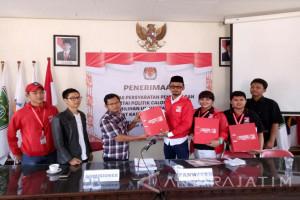 KPU Ngawi Periksa Berkas Administrasi 15 Parpol