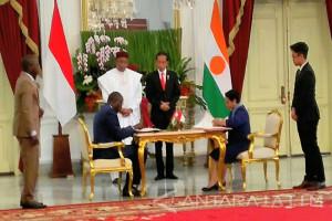 RI-Niger Sepakat Tingkatkan Perdagangan