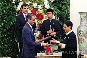 Jokowi: Indonesia Ajak Qatar Tingkatkan Investasi (Video)