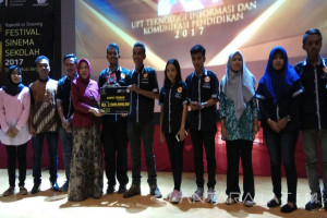 Sutradara Danial Rifki Apresiasi Film Karya Siswa Jatim